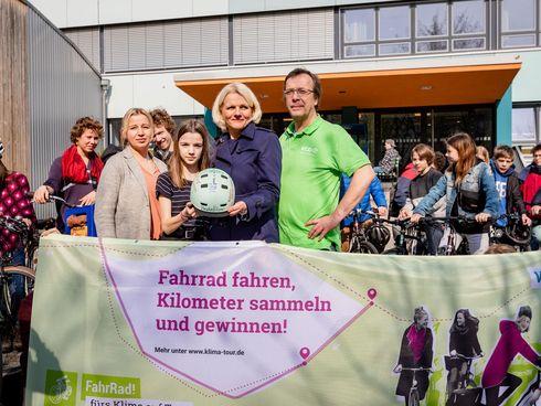 Regine Günthner eröffnet VCD-Jugendkampagne 2019